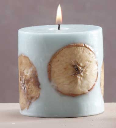 Scented Candle - Apple Spice