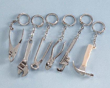 Mini Tool Key Rings