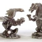 Pewter Dragons