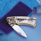 Agnew Wolf Single Blade Knife