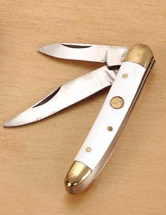 """Mark """"V"""" Double Blade Knife"""
