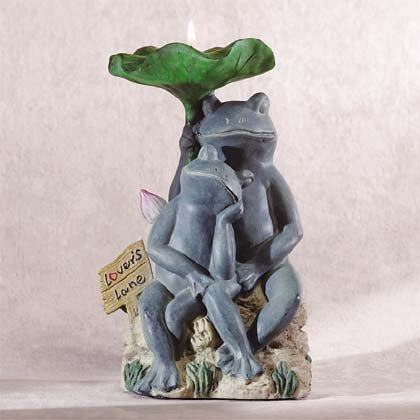 Frog Votive Holder