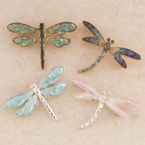 Dragonfly Pins