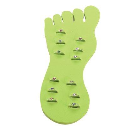 Birthstone Toe Rings