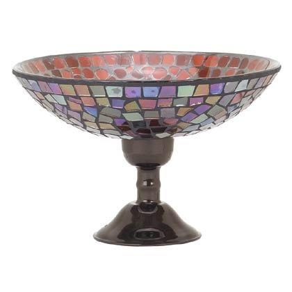 Mosaic Compote Dish
