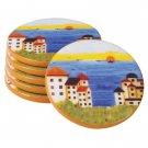 Mediterranean Coasters