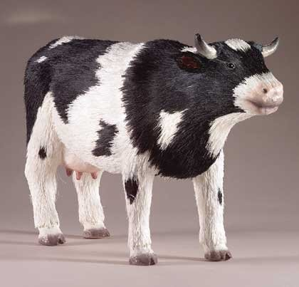 Jute Fiber Cow