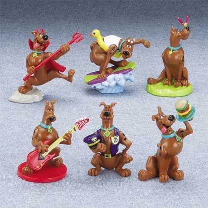 Scooby Doo PVC Figurines