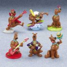 Scooby Doo PVC Figurines