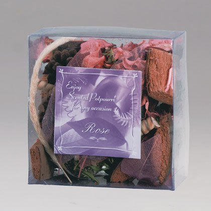 Rose Scented Potpourri