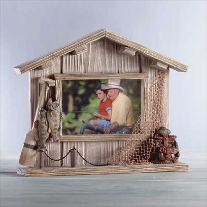Wood Fishing 4x6 Frame