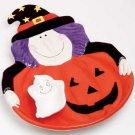Halloween Chip and Dip Platter