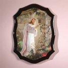 Jesus At The Door Clock