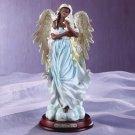 Angel Holding Lamb