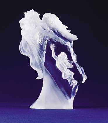 Crystalline Angel & Cherubim