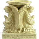 Gold Angel Candleholder