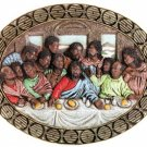 "Oval Plaque ""Last Supper"""