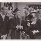 """"""" GINGER ROGERS, FRED ASTAIRE """" 1949 MOVIE PHOTO L1160"""