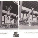 """MARK DACASCOS: ONLY THE STRONG"" 1993 MOVIE PHOTO 5004"