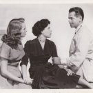"GLENN FORD,JANET LEIGH,GLORIA DE HAVEN""MOVIE PHOTO 5032"