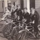 """BING CROSBY AND HIS 4 SONS"""" BEAUTIFUL MOVIE PHOTO 4929"""
