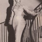 """JOAN CRAWFORD"" 1952 GLAMOUR PORTRAIT  MOVIE PHOTO 4831"
