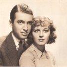 JAMES STEWART,MARGARET SULLAVAN,1936 MOVIE PHOTO 4700