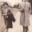 RANDOLPH SCOTT,WIFE,30s AT PILIMCO RACETRACK PHOTO 4701