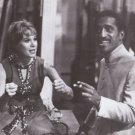 """SHIRLEY MacLAINE,SAMMY DAVIS Jr""1969 MOVIE PHOTO L1050"