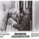 """CHARLES BRONSON, JILL IRELAND"" 1986 MOVIE PHOTO L969"