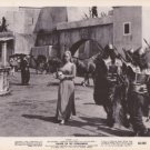 """ELEONORA ROSSI""1962 ADVENTURE VINTAGE MOVIE PHOTO L958"