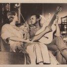 """HARRY BELAFONTE & INGER STEVENS""1959 MOVIE PHOTO L221"