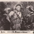 """""""WALLACE BEERY: A MESSAGE TO GARCIA"""" MOVIE PHOTO L1878"""