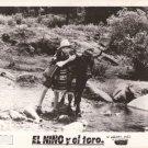 """""""MICHEL RAY:EL NIÑO Y EL TORO""""VINTAGE MOVIE PHOTO L3724"""