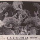 MARUJITA DIAZ:LA CORISTA,RISQUE GREAT MOVIE PHOTO 3370