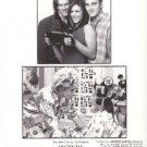 """""""JENNIFER ANISTON, KEVIN BACON"""" 1987 MOVIE PHOTO L4000"""