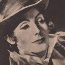 """GRETA GARBO"" (1930s) VINTAGE GLAMOUR MOVIE PHOTO L4006"