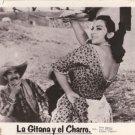 LOLA FLORES DANCING,LA GITANA Y CHARRO,MOVIE PHOTO 2999