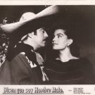 LUIS AGUILAR,LILIA PRADO ROMANCE,MEX.MOVIE PHOTO 2968