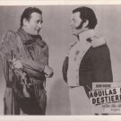 """JOHN WAYNE,PHILIP DORN""WESTERN MOVIE PHOTO STILL L2249"