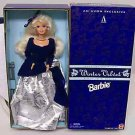 Avon Winter Velvet Barbie 1995 Special Edition NEW !
