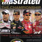 Johnson Gordon Earnhardt Busch Feb05 Nascar Illustrated