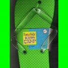 Busy Kids Kids Camp Flip Flops