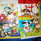 Set of 7 Printed Holiday Birthday All Occasion Gift Bags NEW W/ Tissue Paper