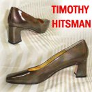 Smart TIMOTHY HITSMAN Pumps - Dimensional Bronze - Retail $115 - YOUR PRICE $19.99 - 9N