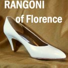 Italian Bone Pumps - Classic, Timeless by Rangoni - Retial $130 - YOUR PRICE $19.99 - 7.5 AA