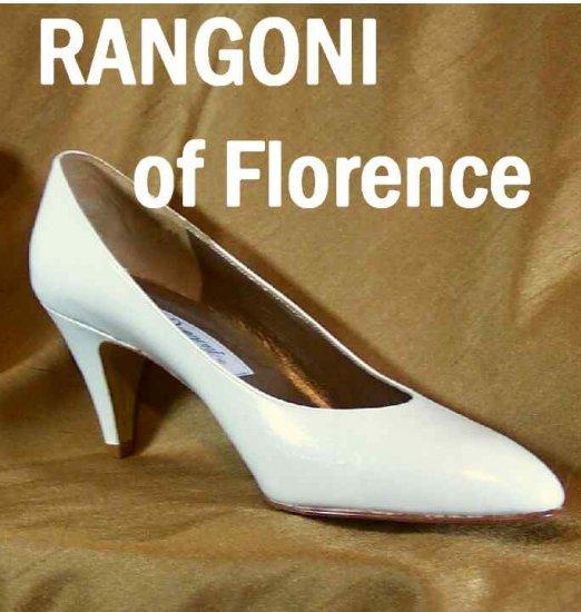 Bone Indie Pumps by Rangoni Italy - $18.99 - Retail $130 - sz 8.5