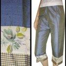 Linda Bertozzi Silk Carpis - Nothing Matches - $16.99 - Retail $150 - sz 6