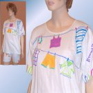 Art-to-Wear ORIGINAL Short Set by Valerie Lynn - $19.99 - Retail $115 - sz S
