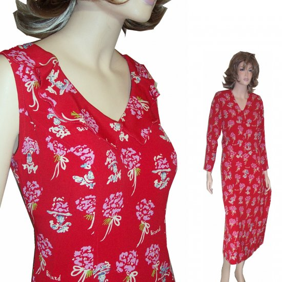 Designer Original Great Gatsby Style Maxi-Dress wJacket - $24,99 - sz S - by Pipe Dreams
